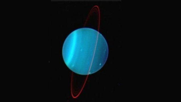Anelli di Urano Armando Vaccaro
