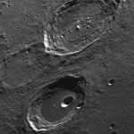 Crateri lunari in alta risoluzione